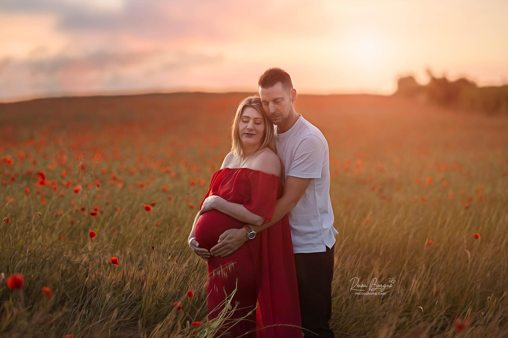 photo grossesse, femme enceinte - photographe grossesse Troyes 1