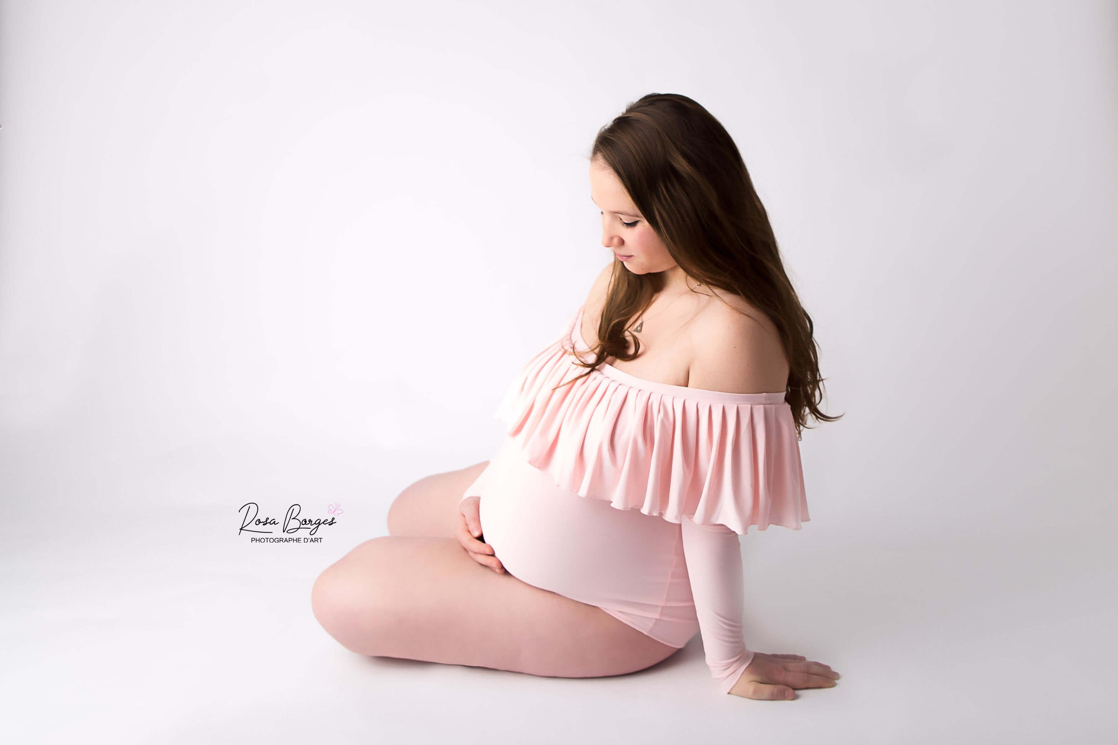 photo grossesse, femme enceinte - photographe grossesse Troyes 3