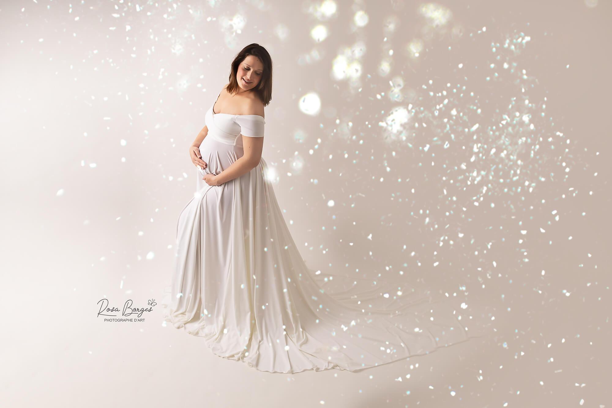 photo grossesse, femme enceinte - photographe grossesse Troyes 5