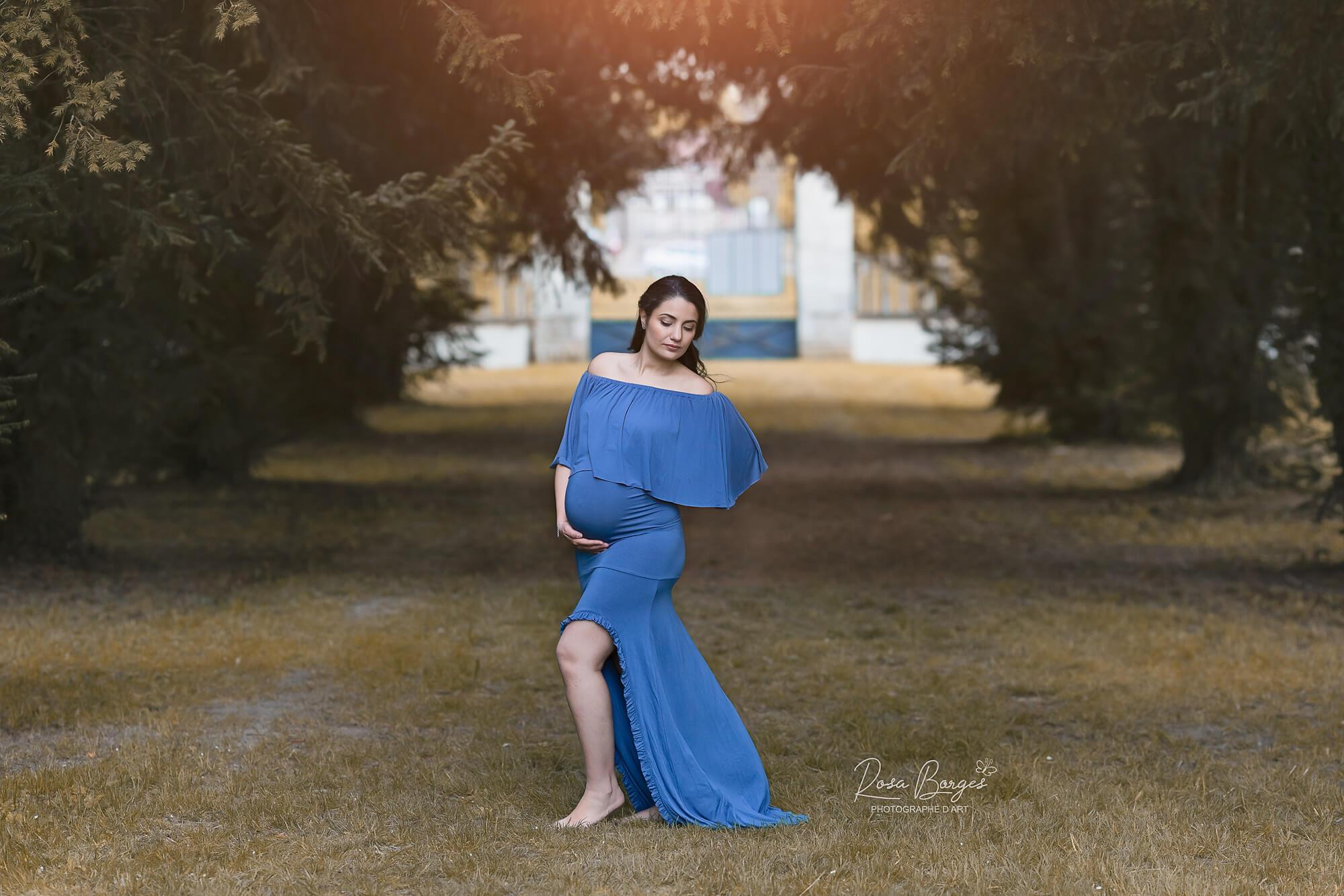 photo grossesse, femme enceinte - photographe grossesse Troyes 9
