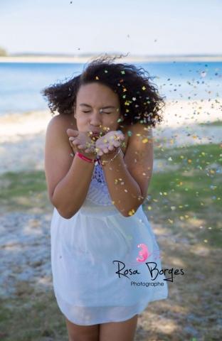 Séance photo portrait adolescente
