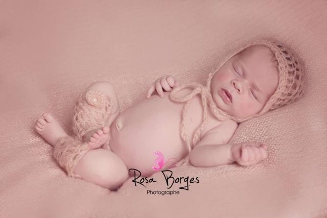 photo de naissance, nouveau-né petite fille, photographe troyes