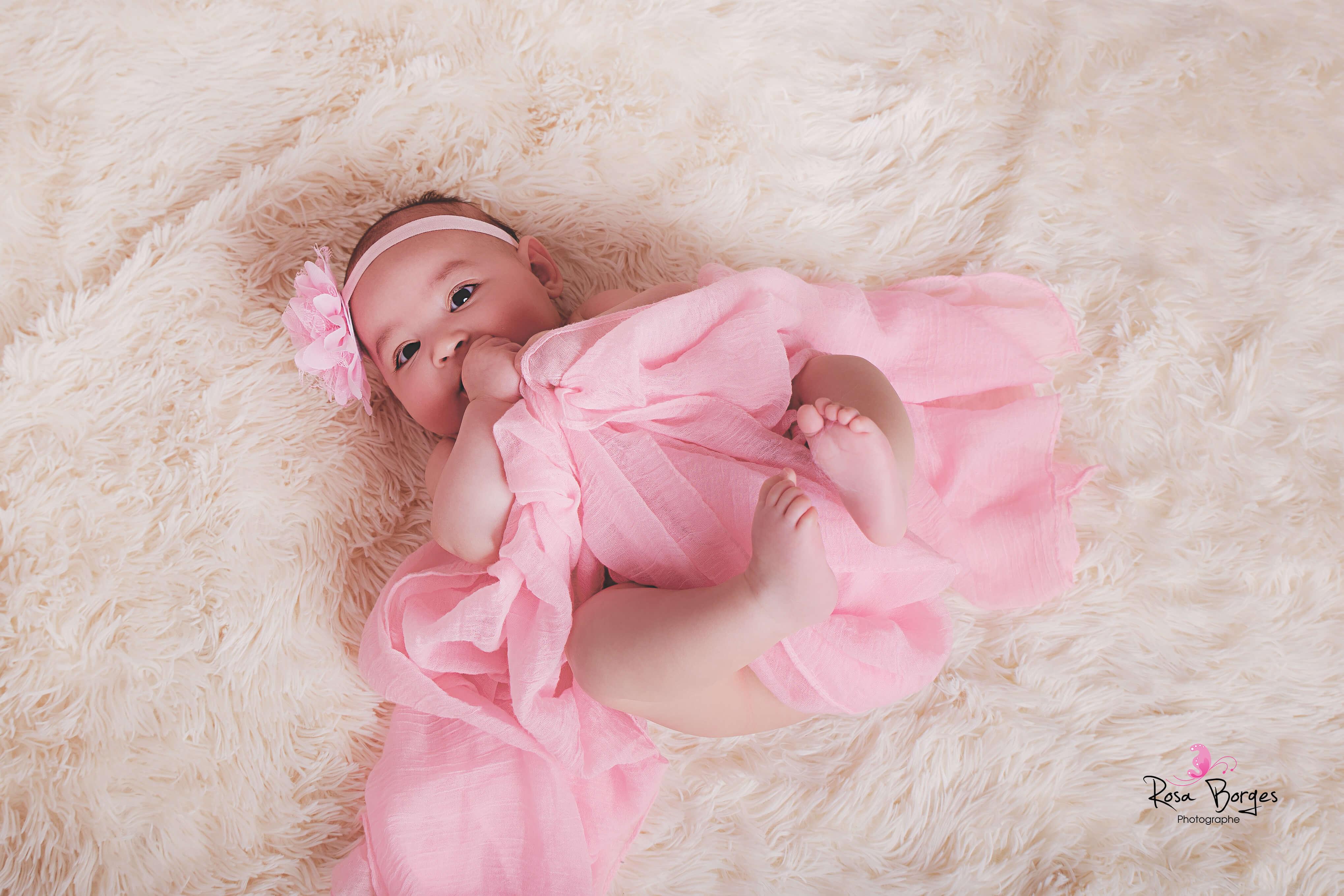 Newborn Posing / Baby Posing : Qu'est-ce que c'est ?
